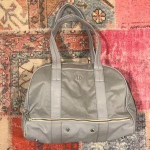Om for One Lululemon Weekender Bag